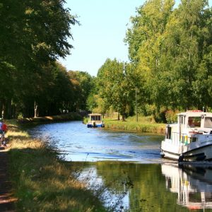 Canal de Nantes à Brest