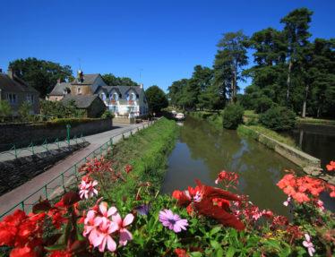 Hébergements gîtes flottants Bretagne